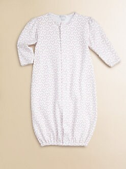 Kissy Kissy - Infant's Heart Convertible Gown