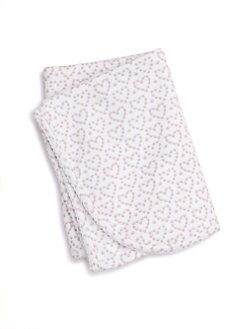 Kissy Kissy - Infant's Pima Cotton Heart Blanket