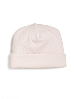 Kissy Kissy - Infant's Quilted Hat