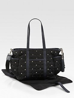 Rebecca Minkoff - Marissa Quilted Baby Bag