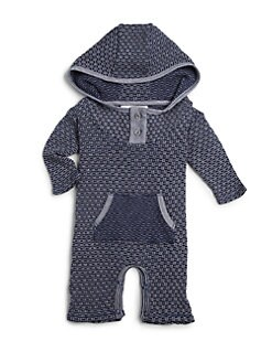 Oliver & Adelaide - Infant's Hooded Coverall