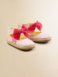 Juicy Couture - Infant's Ankle-Tie Espadrilles