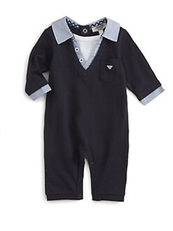 Armani Junior - Infant's Coverall