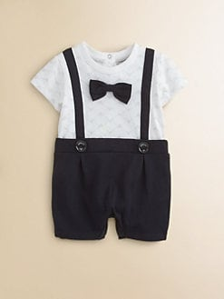 Armani Junior - Infant's Dress-Up Shortall