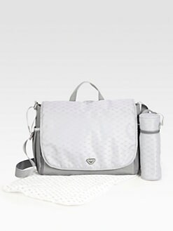Armani Junior - Logo Diaper Bag