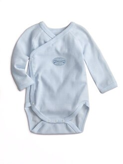 Petit Bateau - Infant's Cotton Bodysuit