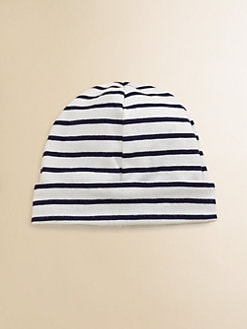 Petit Bateau - Infant's Striped Hat