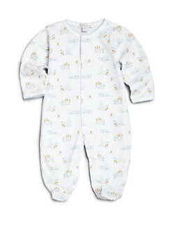 Kissy Kissy - Infant's Cottontail Footie