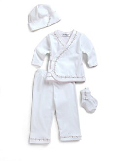 Royal Baby - Layette's Cotton 4-Piece Set