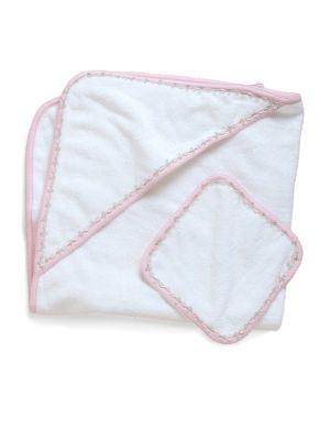 Infant's Two-Piece Towel Set