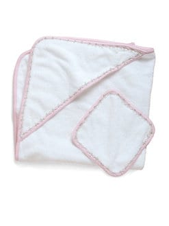 Royal Baby - Infant's Two-Piece Towel Set
