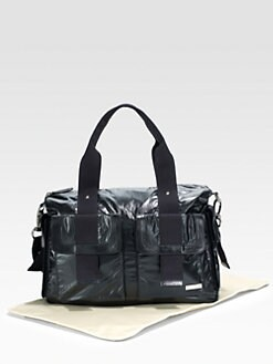 Storksak - Nylon Sofia Baby Bag