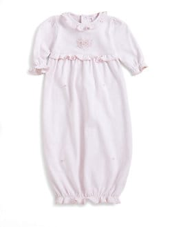 Kissy Kissy - Infant's Ruffled Gown
