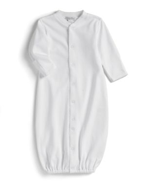 Infant's Pima Cotton Convertible Gown