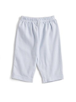 Kissy Kissy - Infant's Striped Pants/Blue