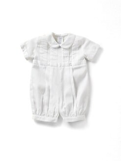 Kissy Kissy - Infant's Christening Suit/Alex