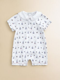 Kissy Kissy - Infant's At The Helm Shortall