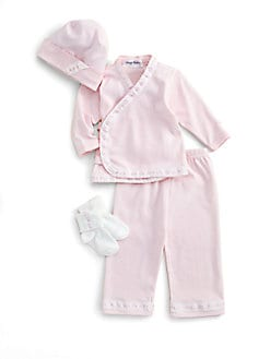 Royal Baby - Infant's 4-Piece Take Home Set