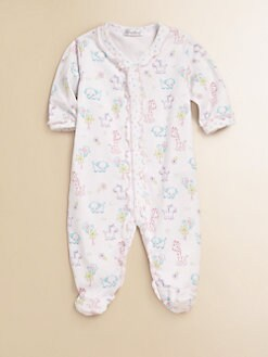 Kissy Kissy - Infant's Jungle Janie Footie