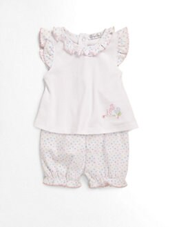 Kissy Kissy - Layette's Top & Pants Set