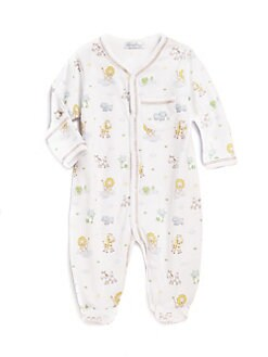 Kissy Kissy - Infant's Jungle Footie