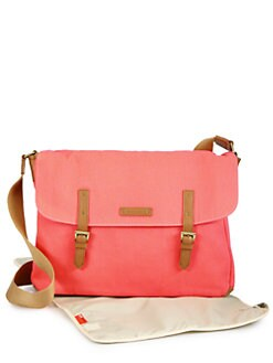 Storksak - Ashley Messenger Baby Bag