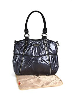 Storksak - Olivia Nylon Diaper Bag