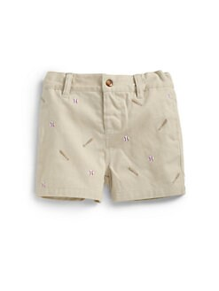 Hartstrings - Infant's Twill Chino Shorts