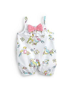 Juicy Couture - Infant's Birdie Romper