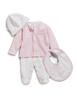 Kissy Kissy - Infant's Four-Piece Take Me Home Gift Set