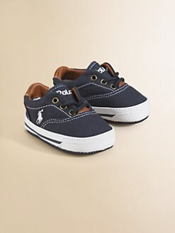 Ralph Lauren - Infant's Vaughn Canvas Sneakers
