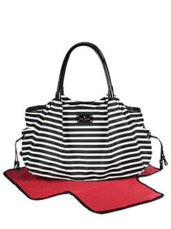 Kate Spade New York - Striped Stevie Baby Bag