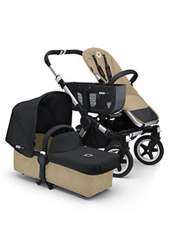Bugaboo - Donkey Black Special Edition Base Set
