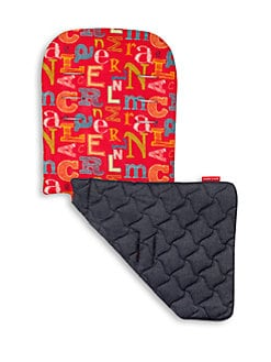 Maclaren - Reversible Letter Scramble Seat Liner