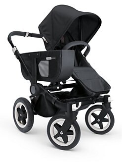 Bugaboo - Donkey All Black Special Edition Set