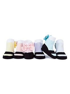 Trumpette - Infant's Baby Lilly Six-Piece Sock Set