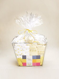 Noa Lily - Infant's Duck Gift 13-Piece Basket