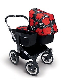 Bugaboo - Donkey Two-Piece Andy Warhol Flowers Tailored Fabric Set