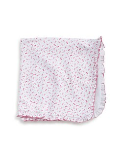 Kissy Kissy - Infant's A La Mode Pima Cotton Blanket