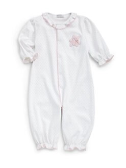 Kissy Kissy - Infant's Cherished Teddy Convertible Gown