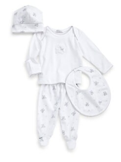 Kissy Kissy - Infant's Cherished Teddy Bears Two-Piece Top & Pants Set