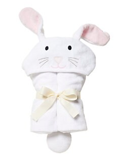 Elegant Baby - Bunny Hooded Bath Wrap