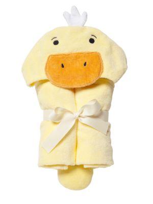 Duck Hooded Bath Wrap