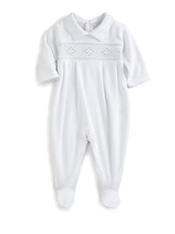 Kissy Kissy - Infant's Smocked Footie