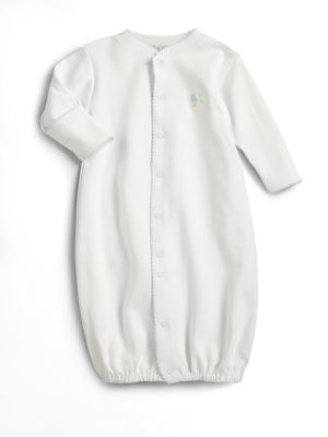 Infant's Converter Gown with Blue Moon