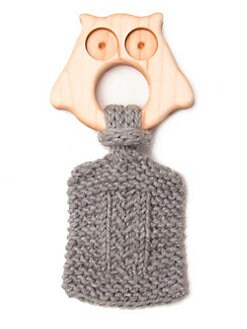 Oliver & Adelaide - Infant's Owl Teether