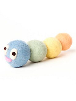 Oliver & Adelaide - Infant's Caterpillar Rattle