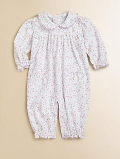 Kissy Kissy - Infant's Ruffled Playsuit