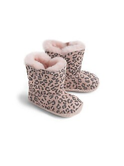 UGG Australia - Infant's Cassie Leopard Boots