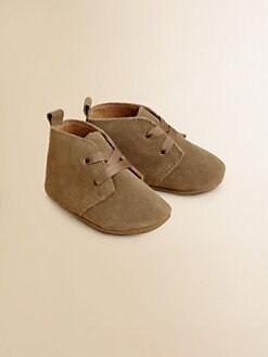 Ralph Lauren - Infant's Dirty Buck Suede Booties